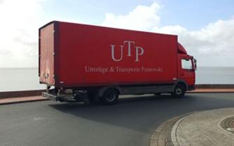 UTP Umzüge Transporte Pomowski - Bild 4