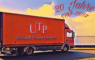 UTP Umzüge Transporte Pomowski