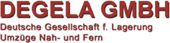 DEGELA GmbH Deutsche Gesellschaft f. Lagerung Umzüge Nah- und Fern