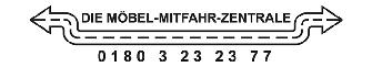 DIE MÖBEL-MITFAHR-ZENTRALE GmbH