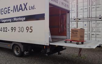 Umzüge Max Ltd. - Bild 3