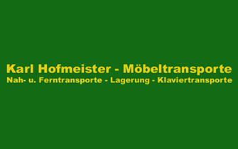 Hofmeister Möbeltransporte