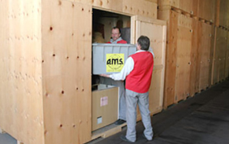 A.M.S. Atlantic Internationale Möbelspedition GmbH - Bild 5