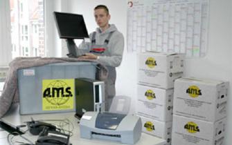 A.M.S. Atlantic Internationale Möbelspedition GmbH - Bild 6