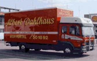 Albert Dahlhaus Möbelspedition e.K., Inhaber Rolf Dahlhaus - Bild 1