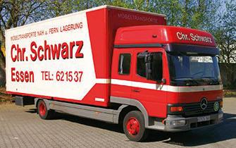 Ch. Schwarz Möbeltransport- & Spedition GmbH - Bild 2