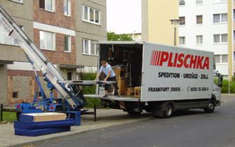 PLISCHKA Möbeltransporte - Bild 3