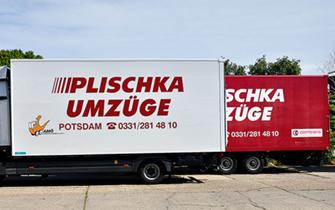 PLISCHKA Möbeltransporte - Bild 4