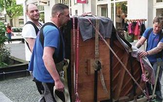 Aachener Allround Möbelspedition und Transporte Lüth GmbH - Bild 2