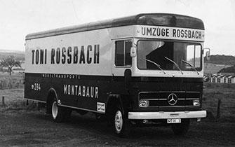 Willi Rossbach Möbeltransporte GmbH - Bild 2