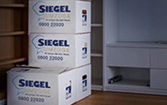 Siegel Umzüge<br /> GmbH u. Co. KG - Bild 3