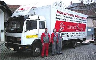 Dieter Sayer Möbeltransporte In- und Ausland - Bild 4