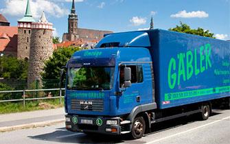 Spedition Gäbler GmbH - Bild 1