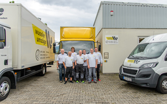 Möbelspedition Umzugslogistik Wussler GmbH - Bild 1