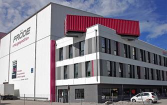 FRÖDE GmbH & Co. KG Umzugsspedition - Bild 1