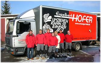Engelbert Hofer Möbeltransporte Gmbh und Co.KG - Bild 3