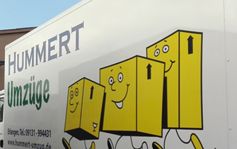 Hummert Umzug, Transport und Service GmbH - Bild 4