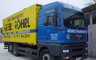 Gebr. Roehrl  Transport + Möbelspedition GmbH - Bild 3