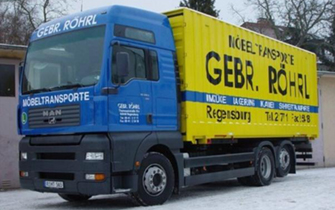 Gebr. Roehrl  Transport + Möbelspedition GmbH - Bild 5
