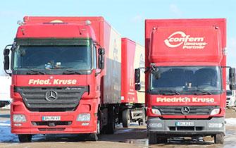 Friedrich Kruse Möbelspedition GmbH & Co. KG - Bild 4