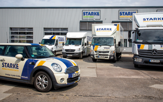 STARKE Möbeltransporte GmbH - Bild 2