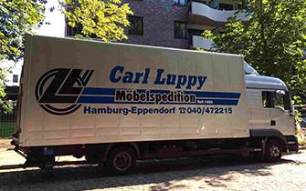 Carl Luppy Möbelspedition GmbH - Bild 5