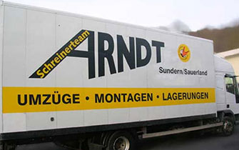 Arndt Umzug und Logistik GmbH - Bild 2