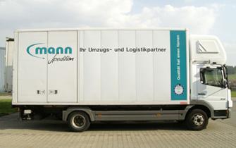 MANN-Transport GmbH - Bild 1