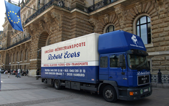Robert Evers Spezialtransporte GmbH - Bild 3