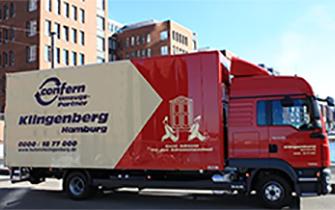 Heinrich Klingenberg Internationale Möbeltransporte & Umzüge GmbH - Bild 3