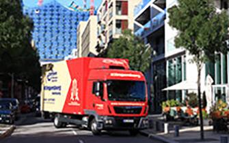 Heinrich Klingenberg Internationale Möbeltransporte & Umzüge GmbH - Bild 4