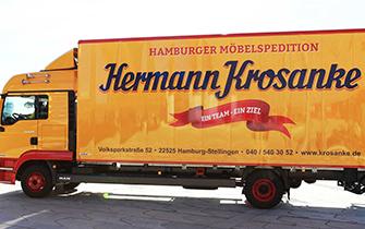 Hamburger Möbelspedition Hermann Krosanke & Willi Devers GmbH - Bild 3