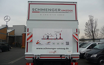 Schmenger Umzüge & Logistik GmbH - Bild 3