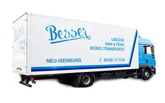 Besser - Umzüge GmbH - Bild 2