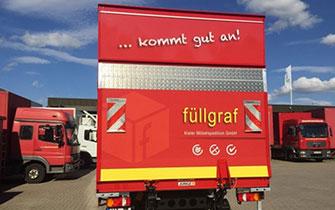 Max Füllgraf - Kieler Möbelspedition GmbH - Bild 4