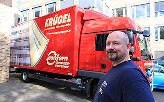 Krügel Umzugslogistik GmbH - Bild 1