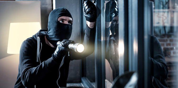 Angst Vor Einbrechern